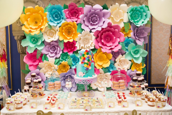 Garden Tea Party | CatchMyParty.com