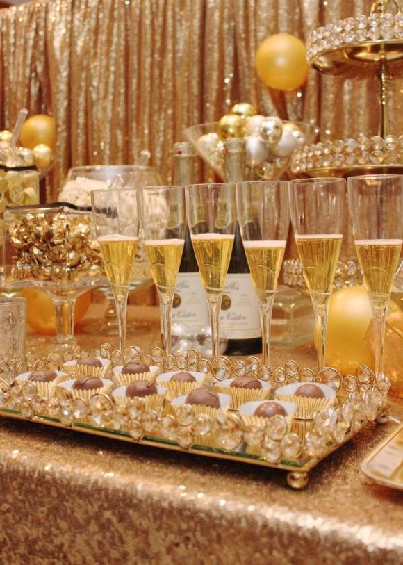 Engagement New Year's Eve Party | CatchMyParty.com