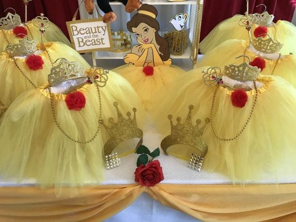 Beauty and the Beast Party Favors | CatchMyParty.com