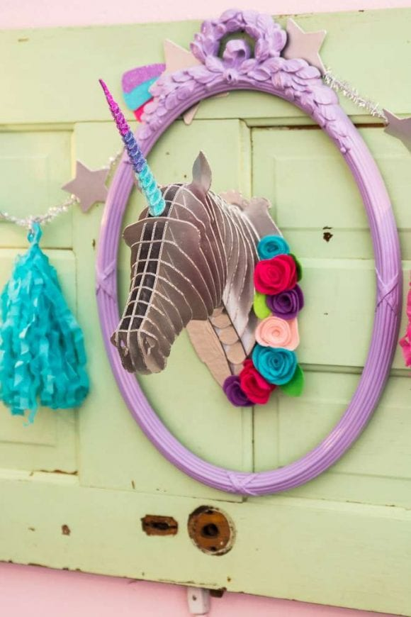 Unicorn Decorations | CatchMyParty.com