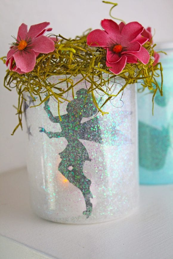 Beautiful Candle Jar | CatchMyParty.com