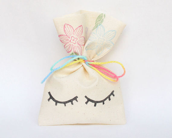 Unicorn Party Favor Bags | CatchMyParty.com