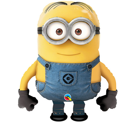 Minions Party Balloons | CatchMyParty.com