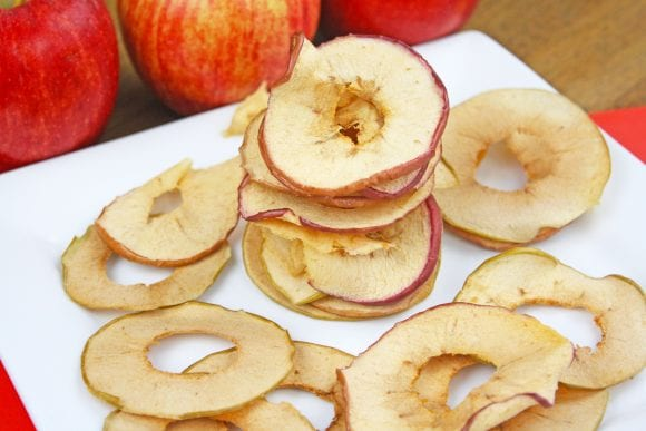 Allow the baked apples to cool | CatchMyParty.com