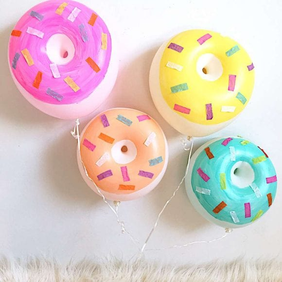 Donuts Party Decorations | CatchMyParty.com