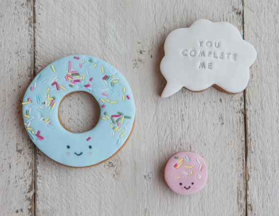 Donut Cookies | CatchMyParty.com