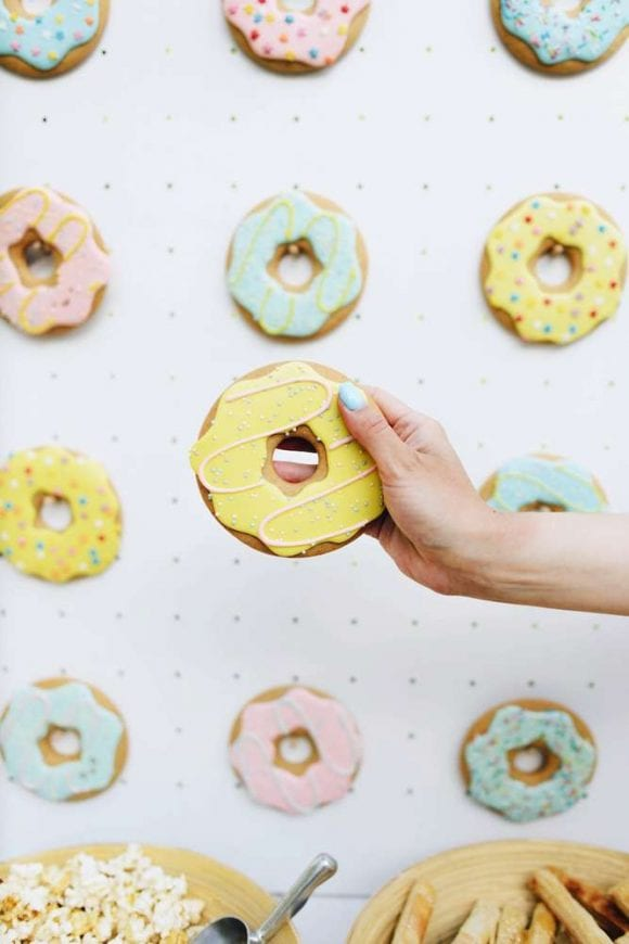 Donuts Cookies | CatchMyParty.com