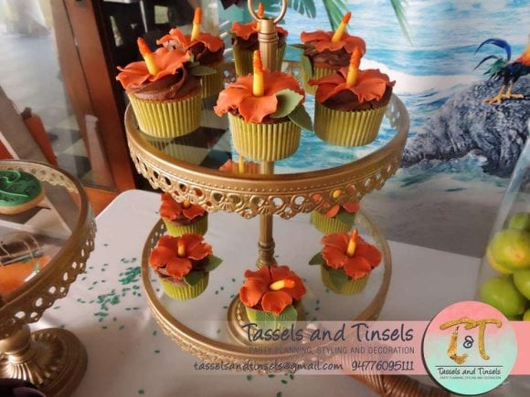 Moana birthday party | CatchMyParty.com