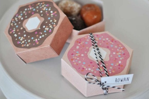 Donuts Party Favors | CatchMyParty.com