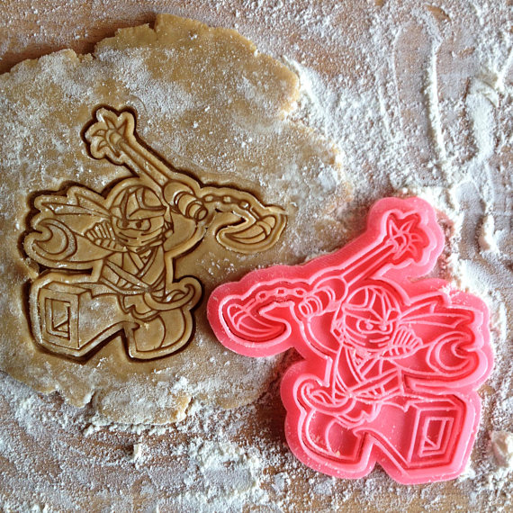 Lego Ninjago Cookie Cutter | CatchMyParty.com
