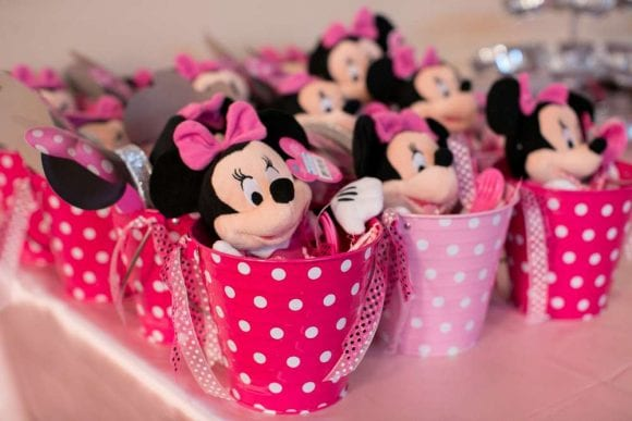 Minnie Mouse Party Favors | CatchMyParty.com