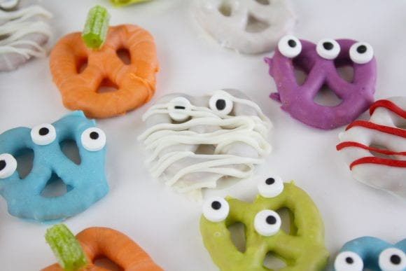 Monster Pretzels | CatchMyParty.com