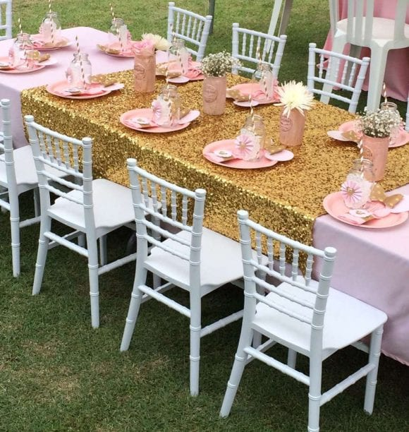Minnie Mouse Table Settings| CatchMyParty.com
