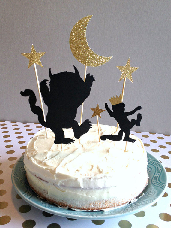 Wild One Cake Topper | CatchMyParty.com
