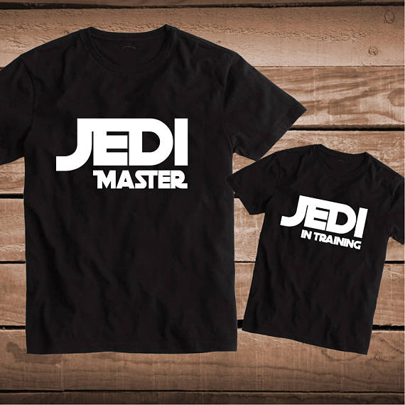 Star Wars Father and Son T-Shirt | CatchMyParty.com