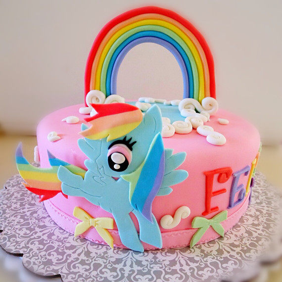 My Little Pony Decorating Kit | CatchMyParty.com