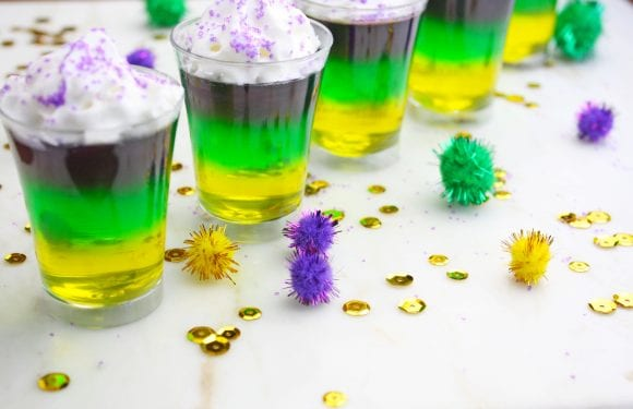 Flavorful Jello Shots | CatchMyParty.com