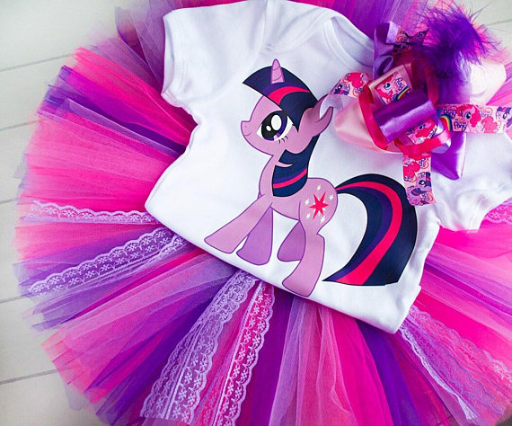 My Little Pony Outfit | CatchMyParty.com