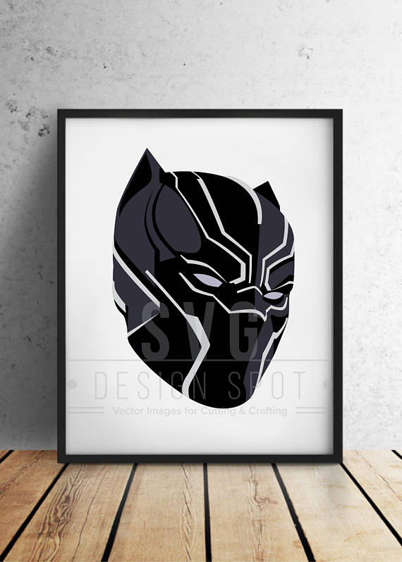 Black Panther Poster | CatchMyParty.com