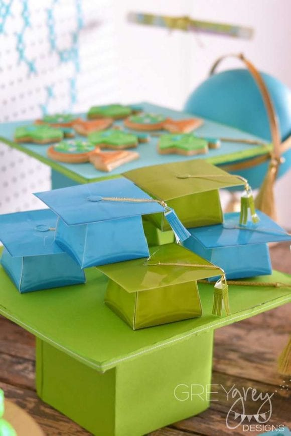 Graduation Party Favors | CatchMyParty.com