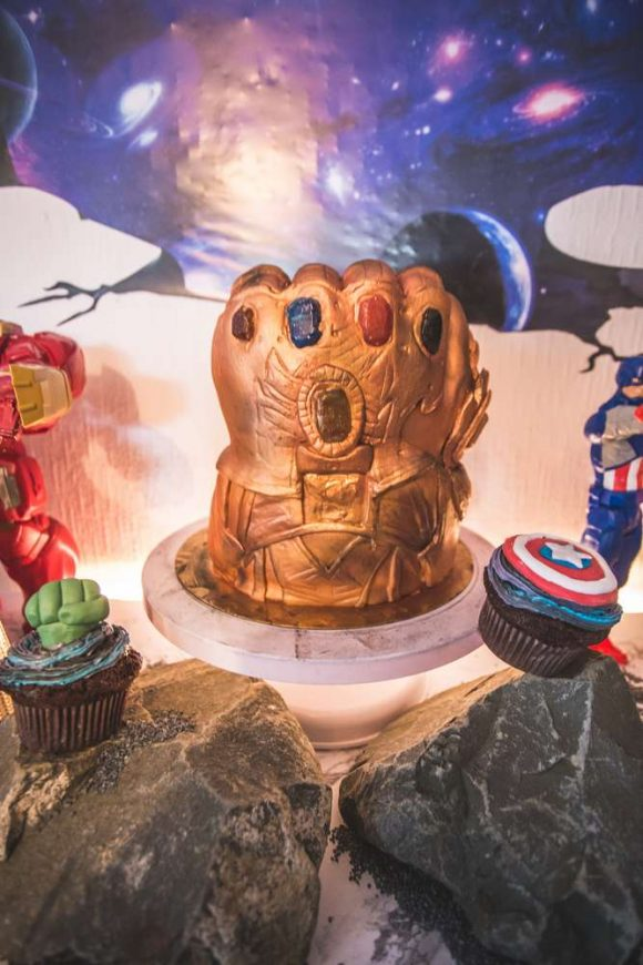 Avengers Infinity War Party I CatchMyParty.com