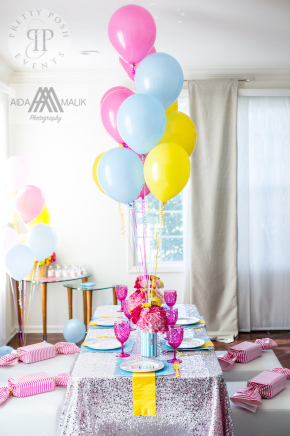 Carnival Birthday Party | CatchMyParty.com