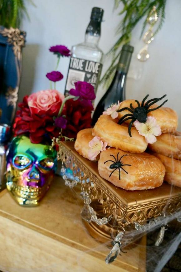 Halloween Hocus Pocus Bridal Shower Party I CatchMyParty.com