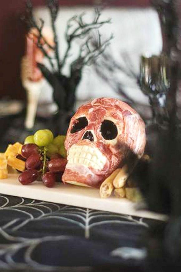 Halloween Dinner Party | CatchMyParty.com