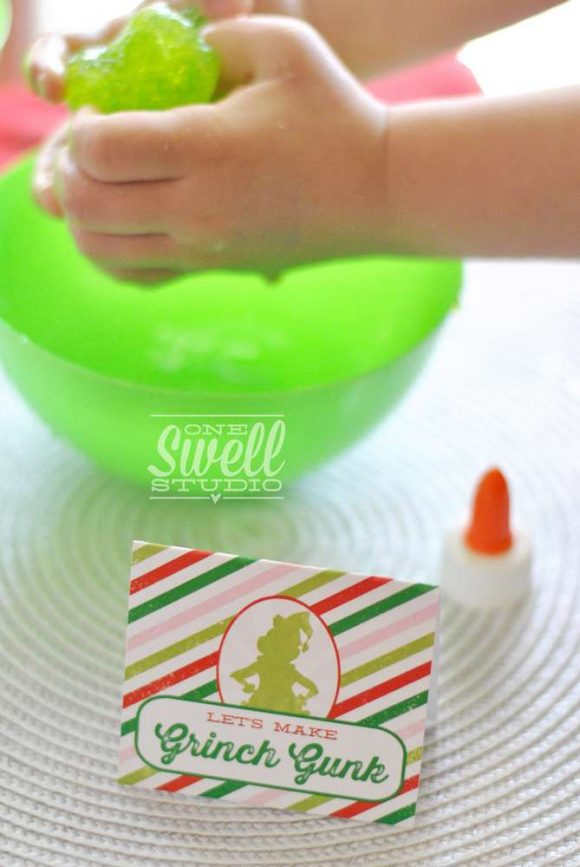 The Grinch Party Activity | CatchMyParty.com