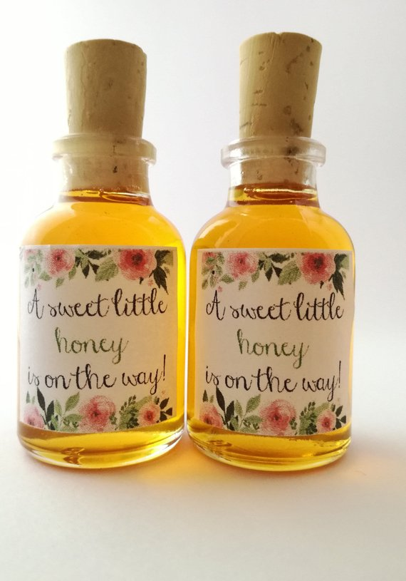 Baby Shower Party Favor - Honey | CatchMyParty.com