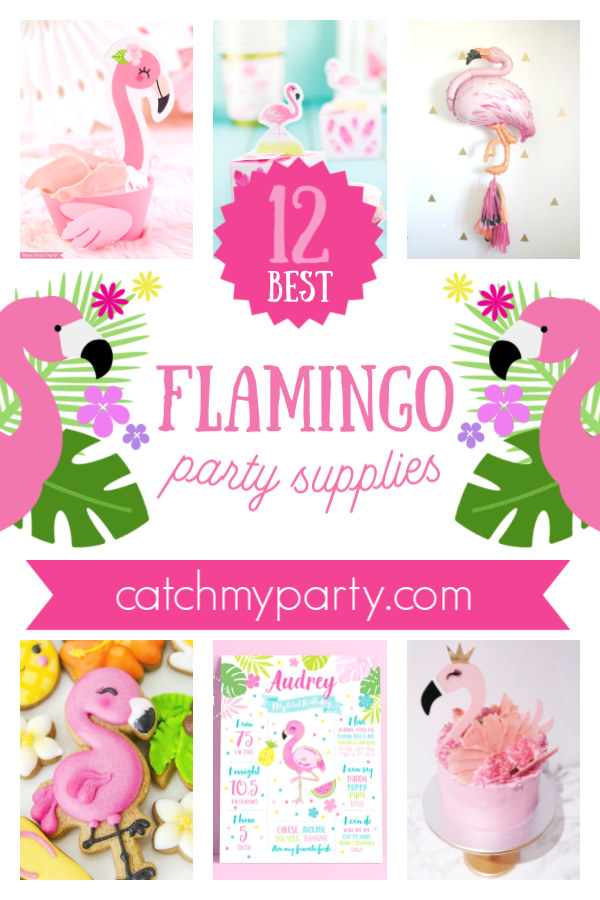 12 Best Flamingo Party Supplies