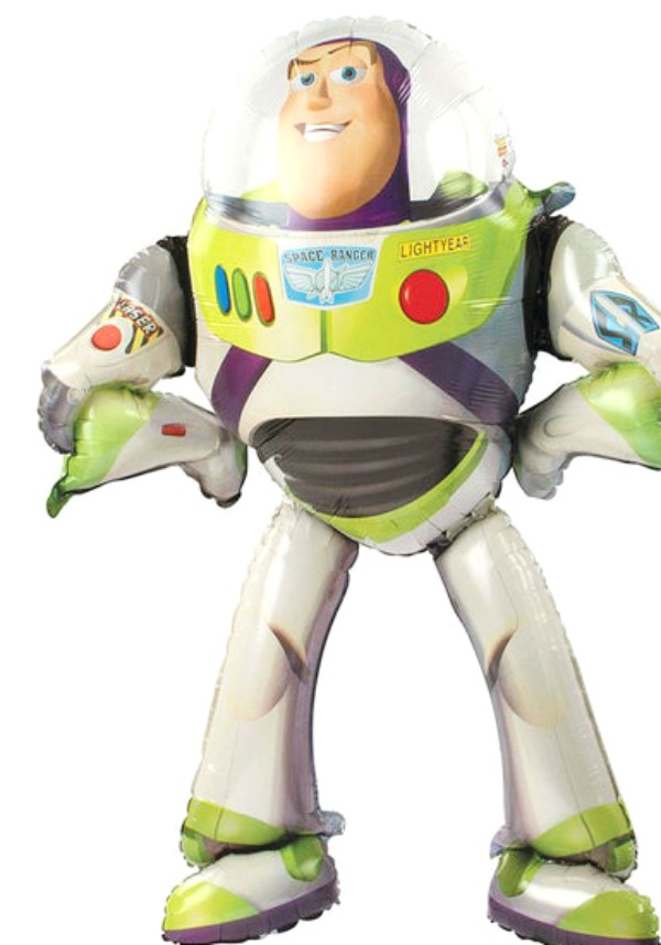 Buzz Lightyear Lifesize Balloon