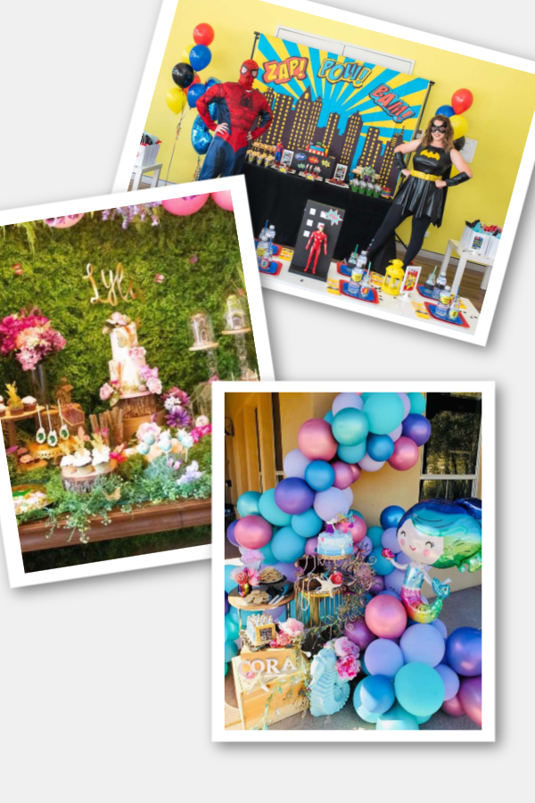 Insider Tips to Get Your Party Featured on Catch My Party - Photoshoots and Staged Parties