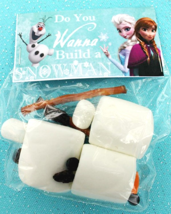 Do you want to build a snowman assemble pack