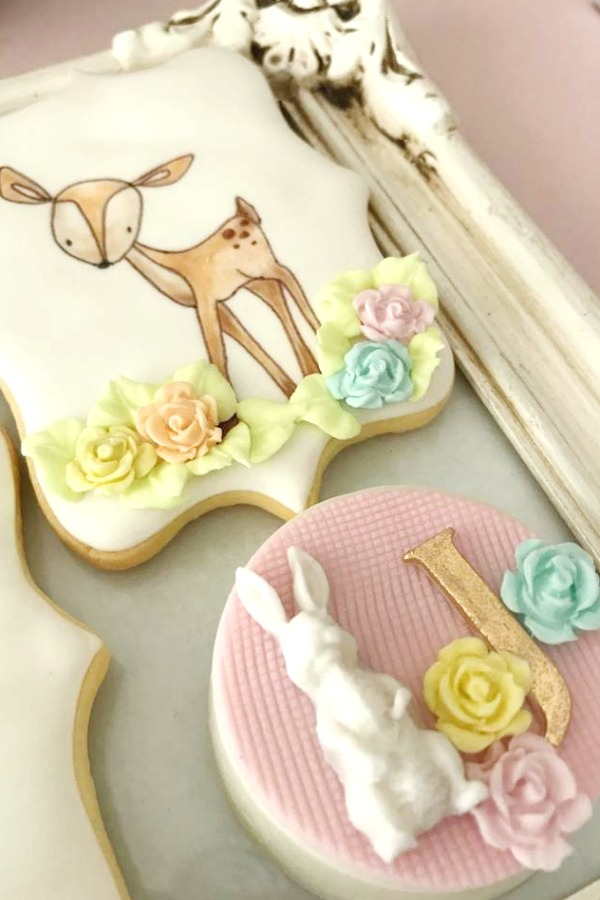 A wonderful mix of beautifully decorated cookies