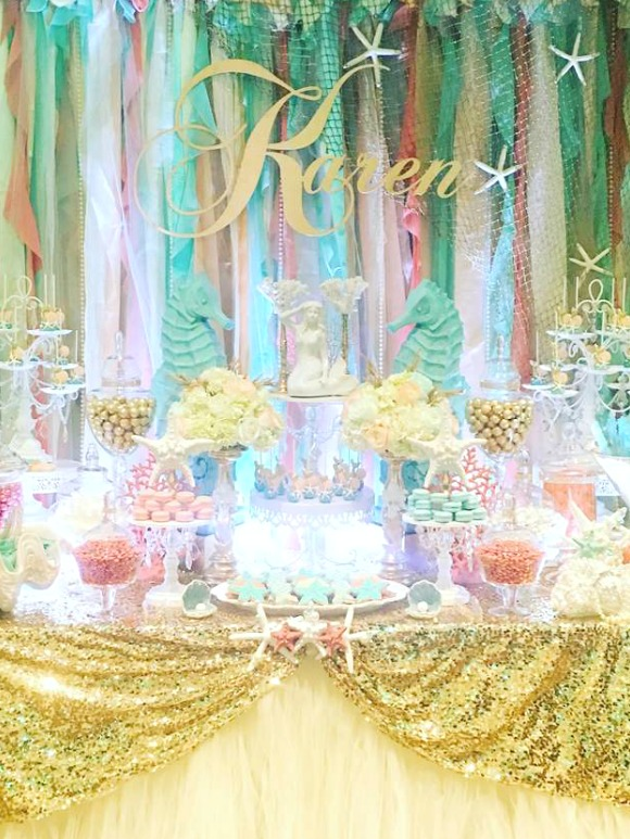 Under the Sea Quinceanera