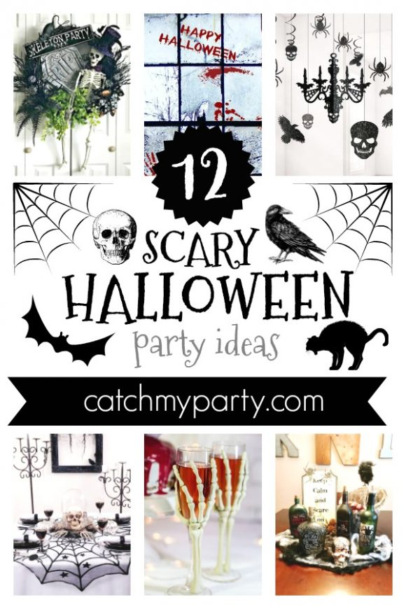 Scary Halloween Party Ideas