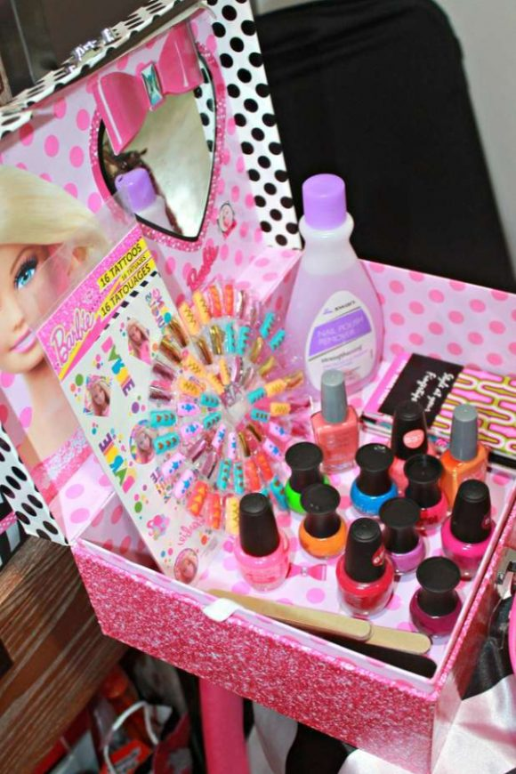 Barbie Party Activity