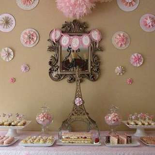 Springtime-in-paris-dessert-table