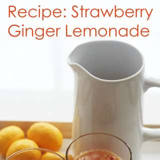 Ginger-lemongrass-strawberry-lemonade-title2-580x916
