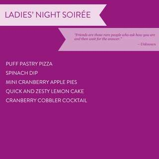 Ladies-night-soiree-recipe-ideas-580x688