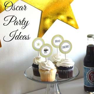 Oscar-party-ideas