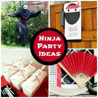 Ninja-party-ideas-580x580