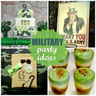 Military-party-ideas-collage-580x580