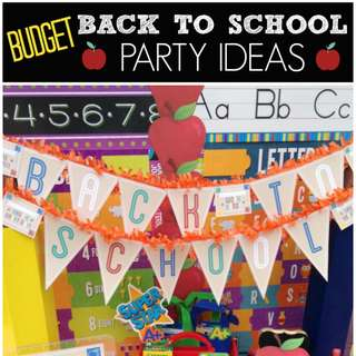 Budget-back-to-school-party-ideas