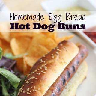 Homemade-egg-bread-hot-dog-buns-title