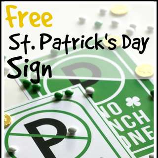 Free-no-pinch-sign-st-patricks-day-580x1481