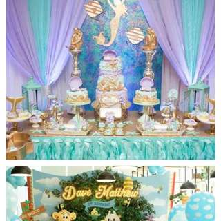Marvelous Under The Sea Baby Shower And More!