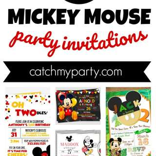 Mickey_invitations