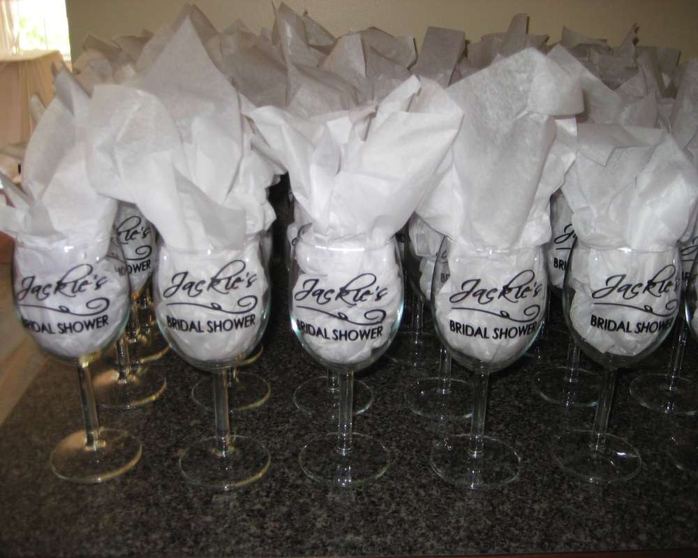 All white bridal wedding shower party ideas photo 1 of for All white party decoration